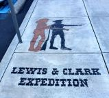 Lewiston, ID and Clarkston, WA (after Lewis & Clark)